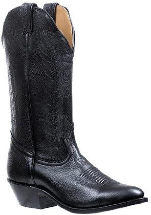 Ladies Boulet Medium Cowboy Toe Cowgirl Boots 4074