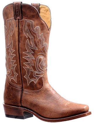 Men's Boulet Cutter Toe Cowboy Boot 7201