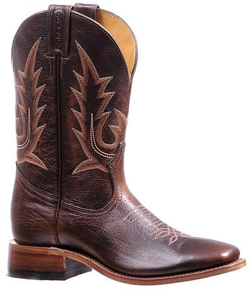 Ladies Boulet Challenger Wide Square Toe Boot 7235