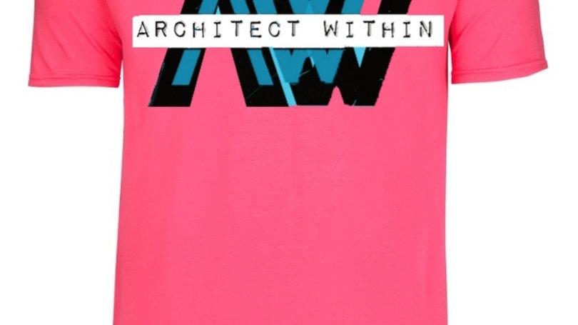 Rad Pink AW T Shirt