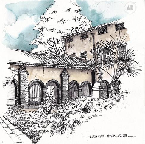 Ancien Carmel de Moissac