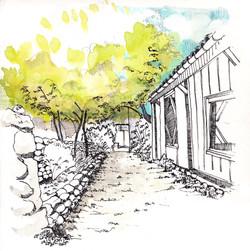Le viel Audon (Ardèche)