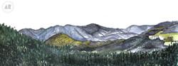 Montagnes ardéchoises