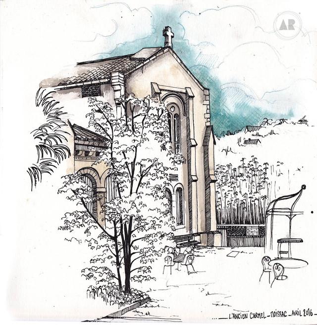 Ancien Carmel1_CPRGHT.jpgAncien Carmel de Moissac