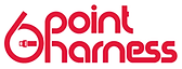 Six Point Harness Logo