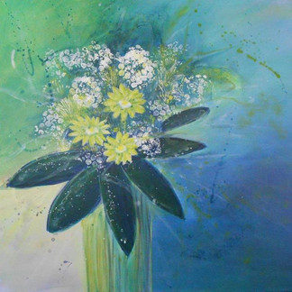 Blumenmotiv
