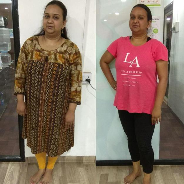 Kirti Chandatre - 10kg weight loss
