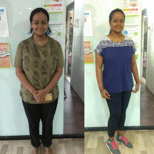 Rashmi Rajmane - Post Pregnancy Weight loss