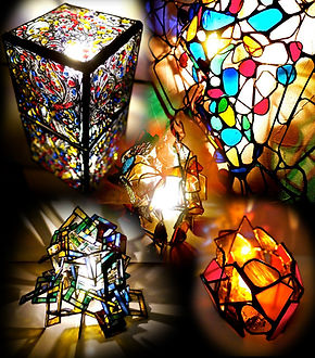 Stained glass Mie