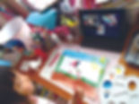 オンラインアート教室
