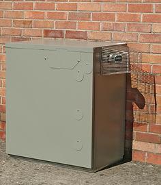 Grant Boiler Vortex External Oil Kerosene