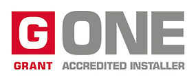 Grant UK G One Accredited Installer Flame Boiler Oil Kerosene