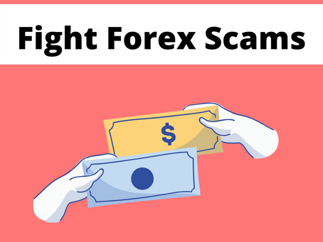 FIGHT Forex SCAMS With These Tips