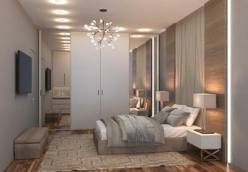 Гостевая спальня 2 эт