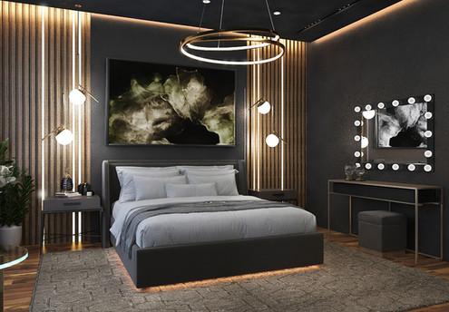 Хозяйская спальня 2эт