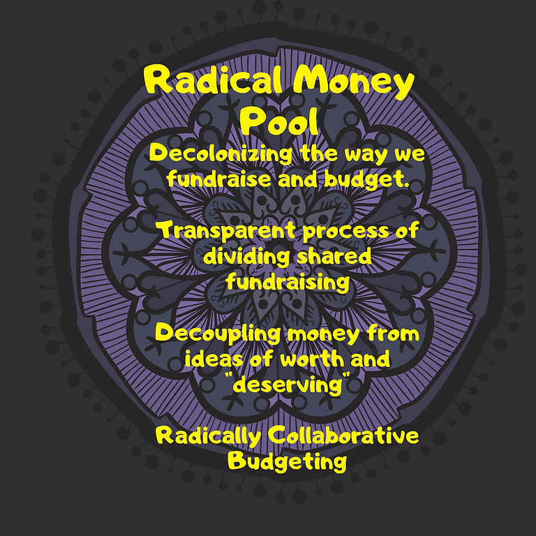 First Radical Money Pool