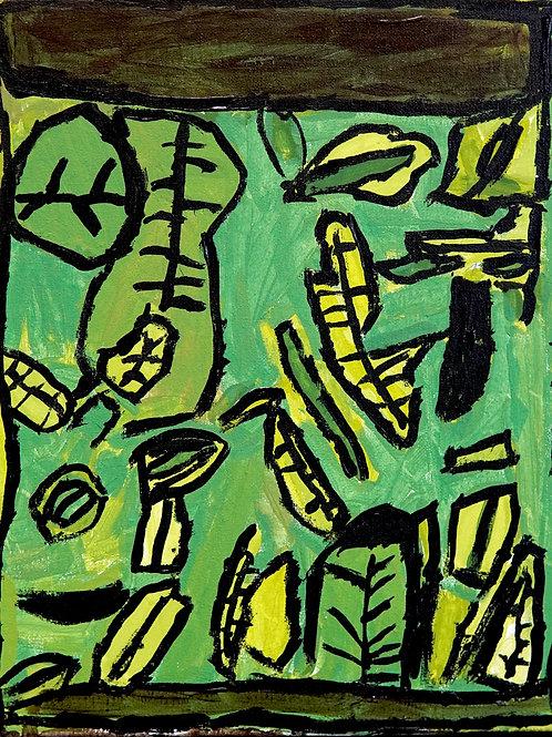 Cactus by Julianna Gallardo