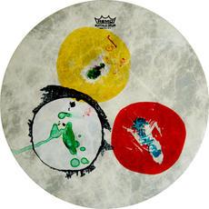Untitled Buffalo Drum. Hae Sung Pak.JPG