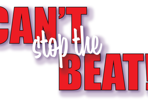 Can't Stop the Beat New Exhibition