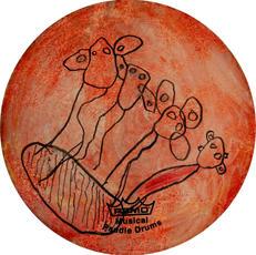 Untitled Paddle Drum. David Green & Tran Nguyen