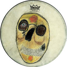 Untitled  Fiberskyn Drum. Angela Olivias