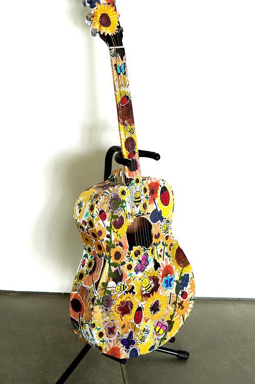 The Garden Guitar by ART Center
