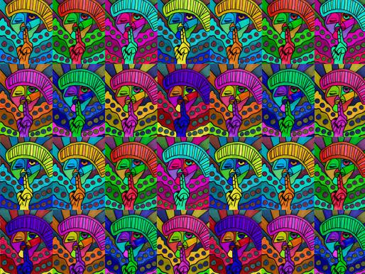Music & Art from Chariya Bissonette!