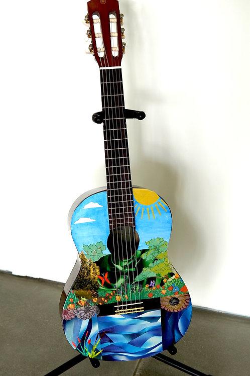 CECA's Paradise Guitar