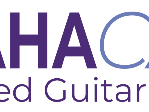 Yamaha Cares UpCycled Guitar Exhibit Now Open!