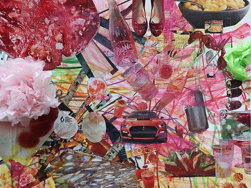Ella Tcharny: Bubbles Print