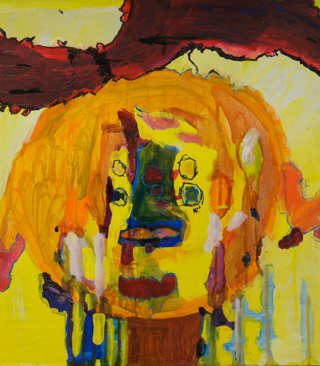 untitled (girl head)