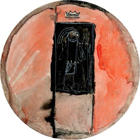 Egyptian Buffalo Drum. Amber Nething.JPG