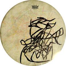 Untitled Buffalo Drum. David Seaman.JPG