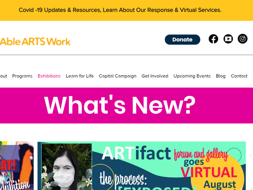 Our Virtual Exhibits Page is Moving!