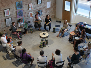 """Reflecting on """"Share a Song"""" Music Therapy Workshop"""