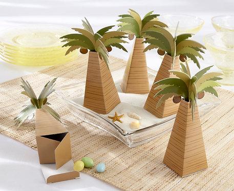 """""""Palm Tree"""" Şeker Kutusu Şeklinde Hediyelik"""