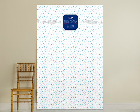 Dots Backdrop