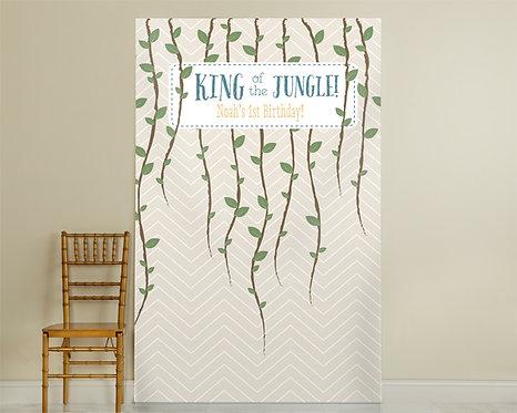 Jungle Vines Backdrop