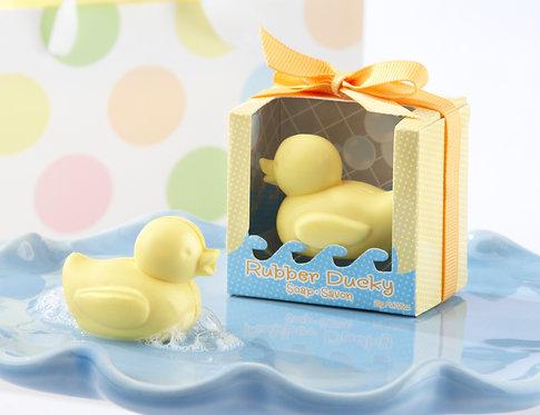 Ördek Sabun Şeklinde Hediyelik Bebek Şekeri