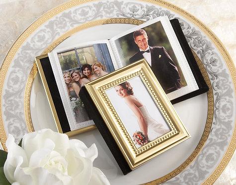 """""""Little Book of Memories"""" Mini Fotoğraf Albümü/Masa Kartlığı Şeklinde Hediyelik"""