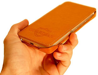 Guardian Leather Case
