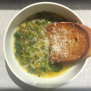 Green Stem Soup