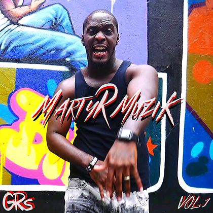 MartyR MuZiK Vol.1 (Physical Copy)