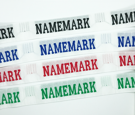 Extra Large Woven Nametapes (25mm)