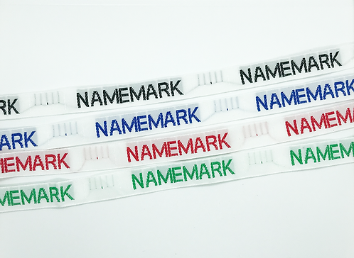 Standard Woven Nametapes (8mm)
