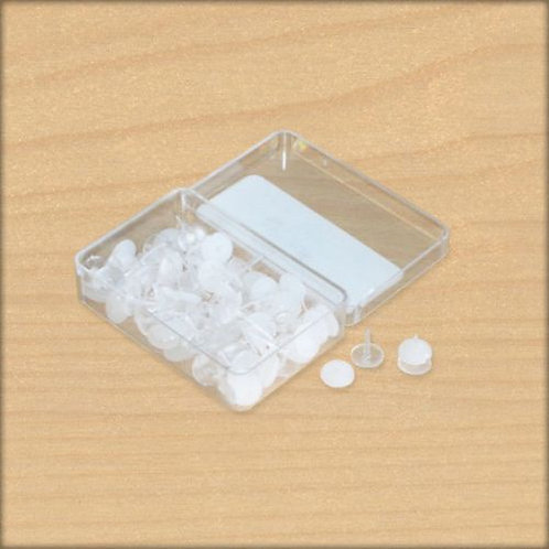 Plastic Snap Fasteners (7mm)