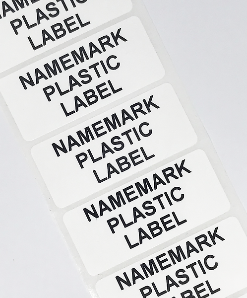 White Waterproof Address Labels (45mm x 20mm)