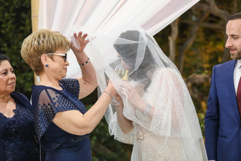 החתונה של אירה ובוריס 18.4.2019 כתובה +