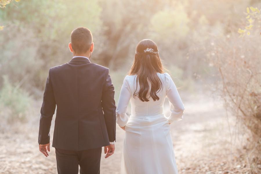 החתונה של חן וכפיר 23.10.2019 חוץ (186 o