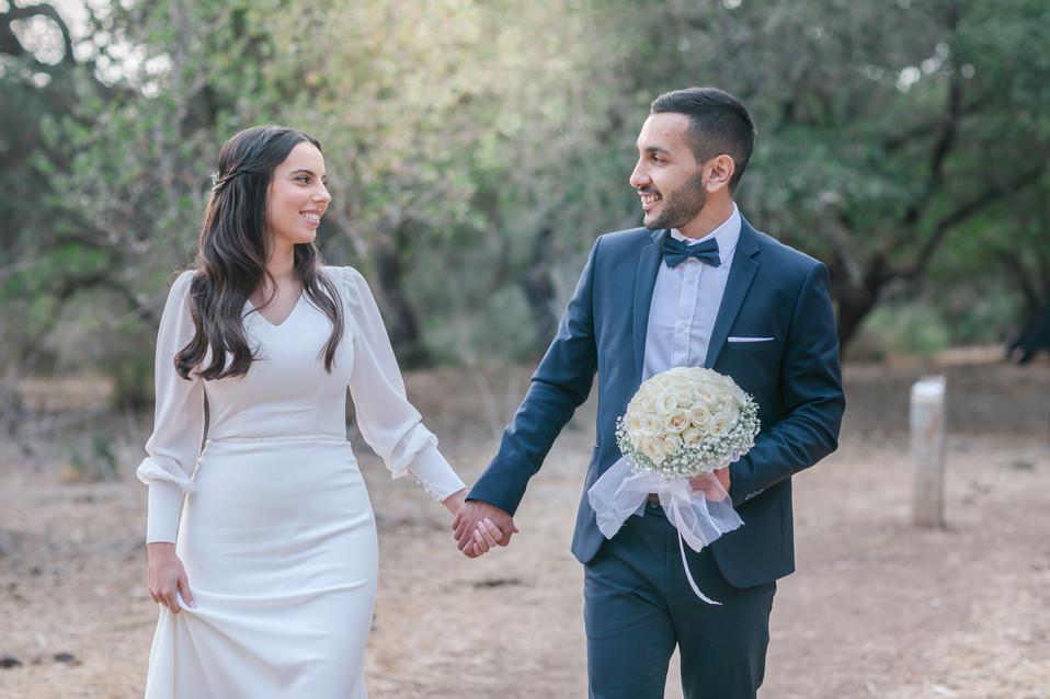 החתונה של חן וכפיר 23.10.2019 חוץ (14 of